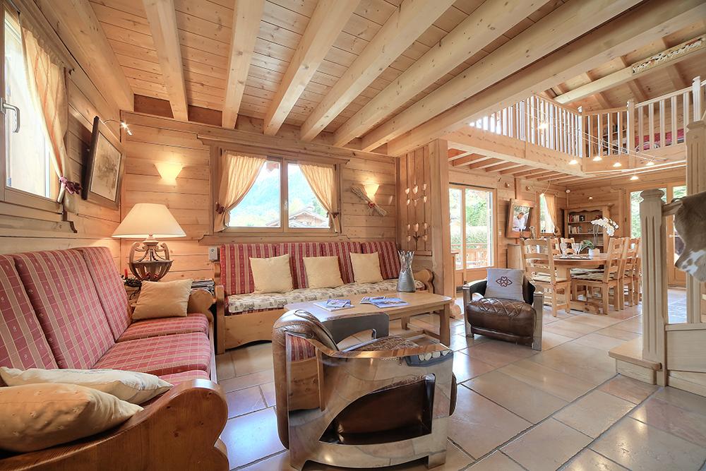 Chalet LANDSCAPE Locations saisonnières de luxe CHAMONIX